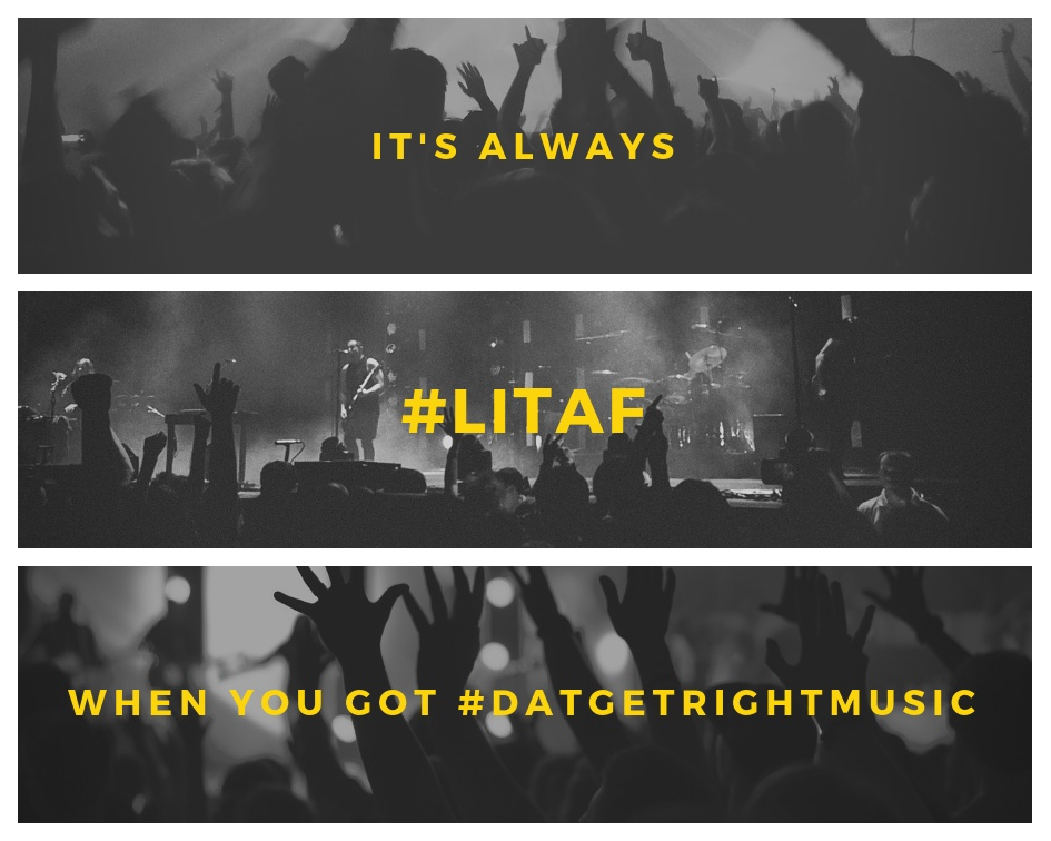 #DatGetRightMusic Spotify