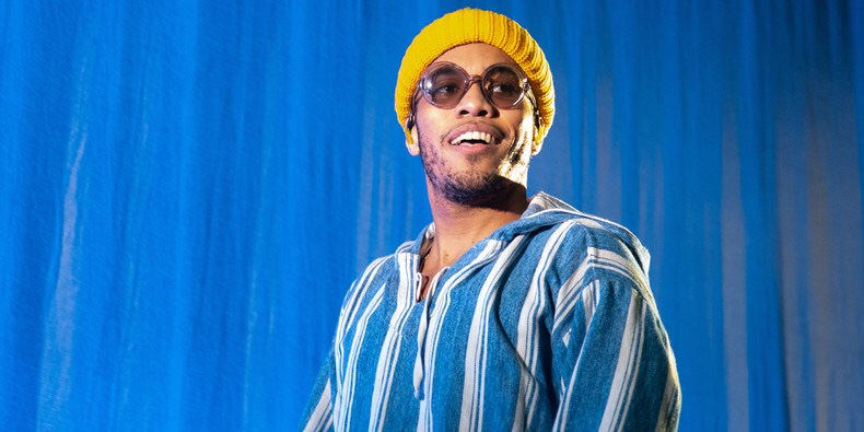 Anderson .Paak playlist added to Bodybyloud!FM